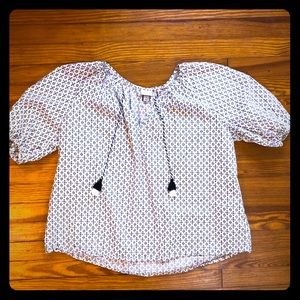 ❤️ A New Day Cotton Blouse